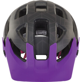 Liv Infinita Fietshelm Dames, black/purple